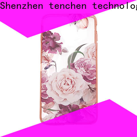 TenChen Tech wooden China phone case manufacturer customized for business