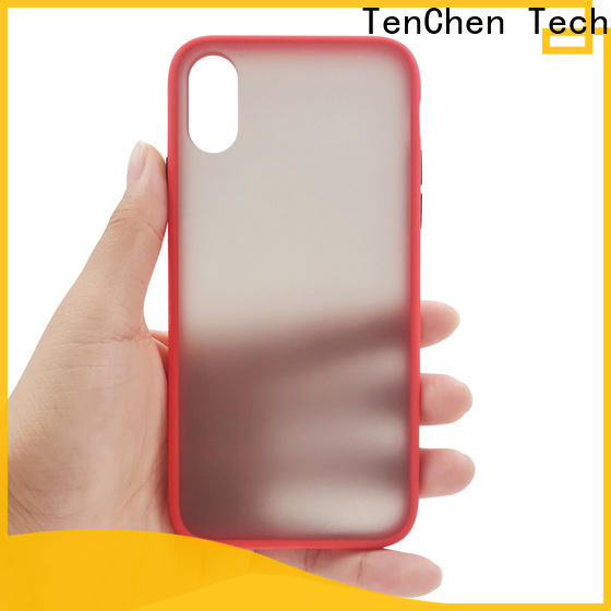 TenChen Tech silicone case from China for household