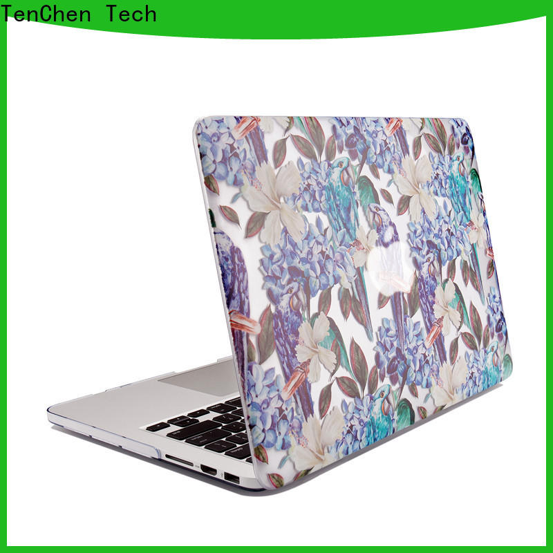 TenChen Tech leather macbook case from China for retail