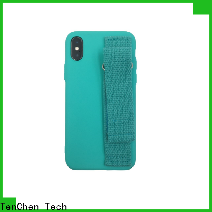 TenChen Tech wooden waterproof phone case from China for sale