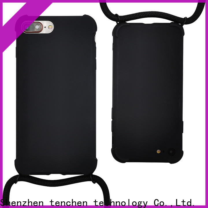 TenChen Tech silicone case customized for business