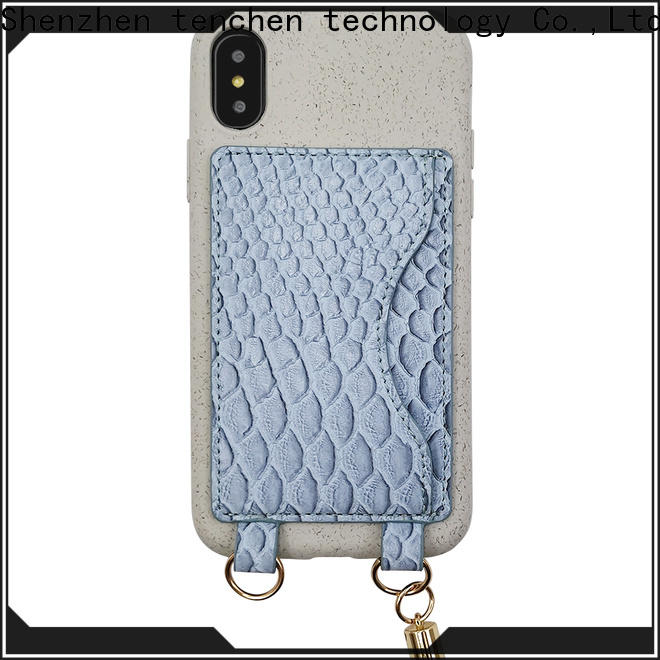 TenChen Tech custom made phone case series for business
