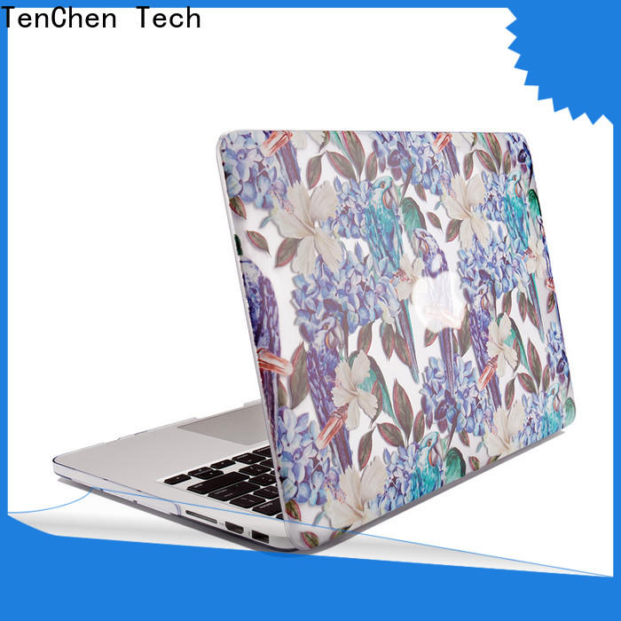 anti-dust leather macbook pro case series for home