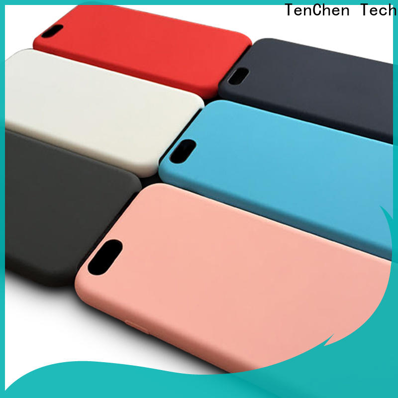 TenChen Tech semitransparent phone case design maker manufacturer for commercial