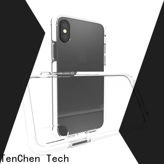TenChen Tech transparent China phone case manufacturer series for household
