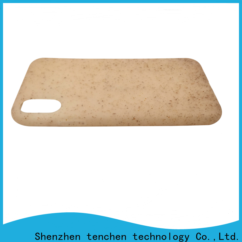 TenChen Tech silicone case customized for commercial