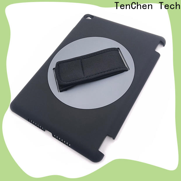 TenChen Tech leather ipad case personalized for retail