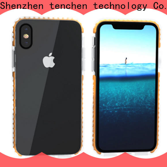 TenChen Tech solid silicone case series for sale