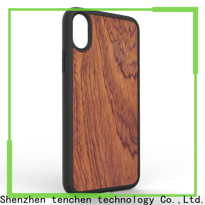 TenChen Tech carbon fiber phone case customized for household