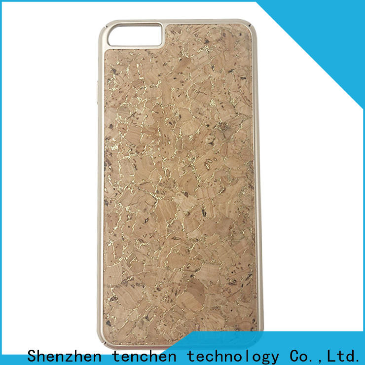 TenChen Tech silicone customized iphone case from China for household