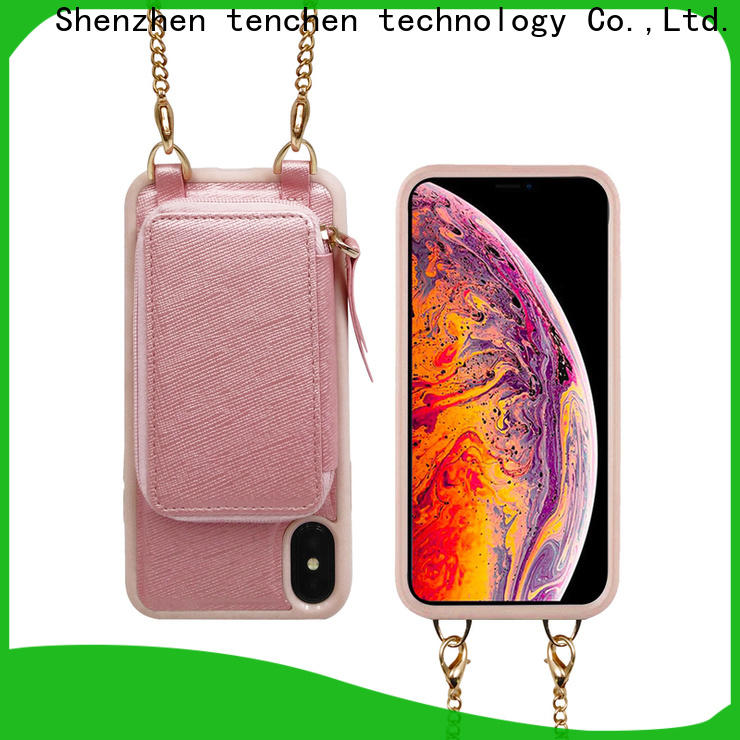 TenChen Tech custom phone case directly sale for household