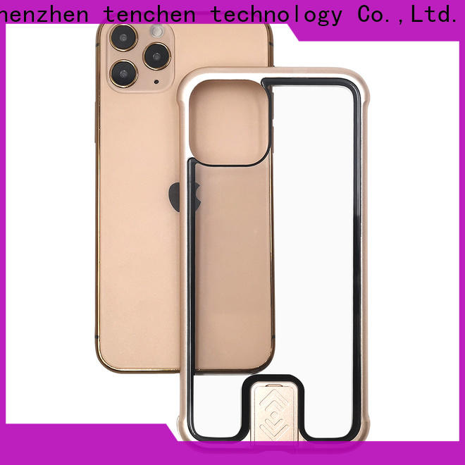TenChen Tech luxury biodegradable phone case customized for commercial