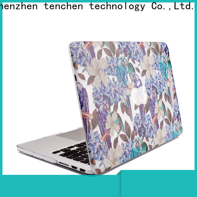 TenChen Tech leather macbook pro case customized for home