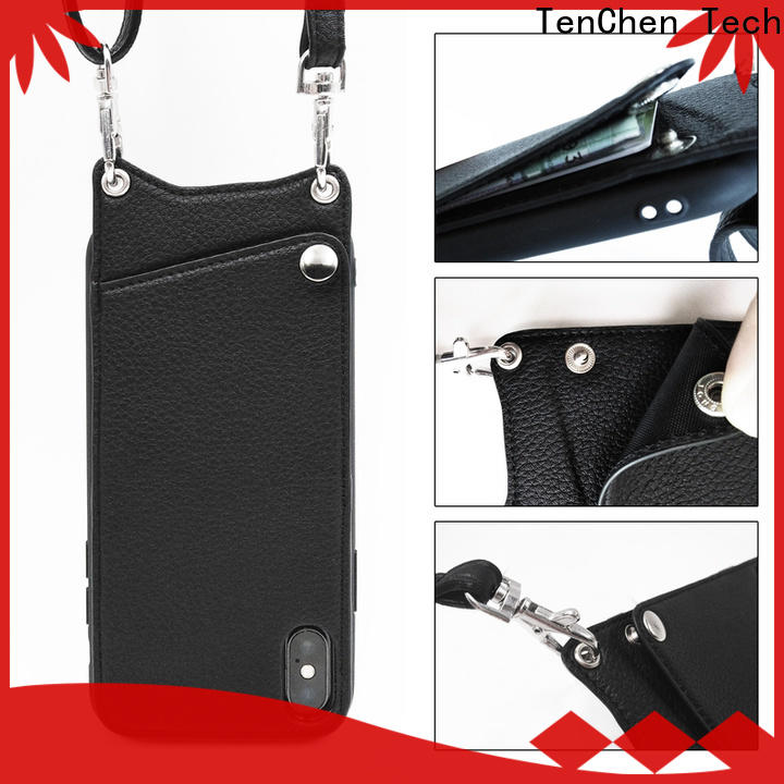 TenChen Tech microfiber mobile cover manufacturer customized for business