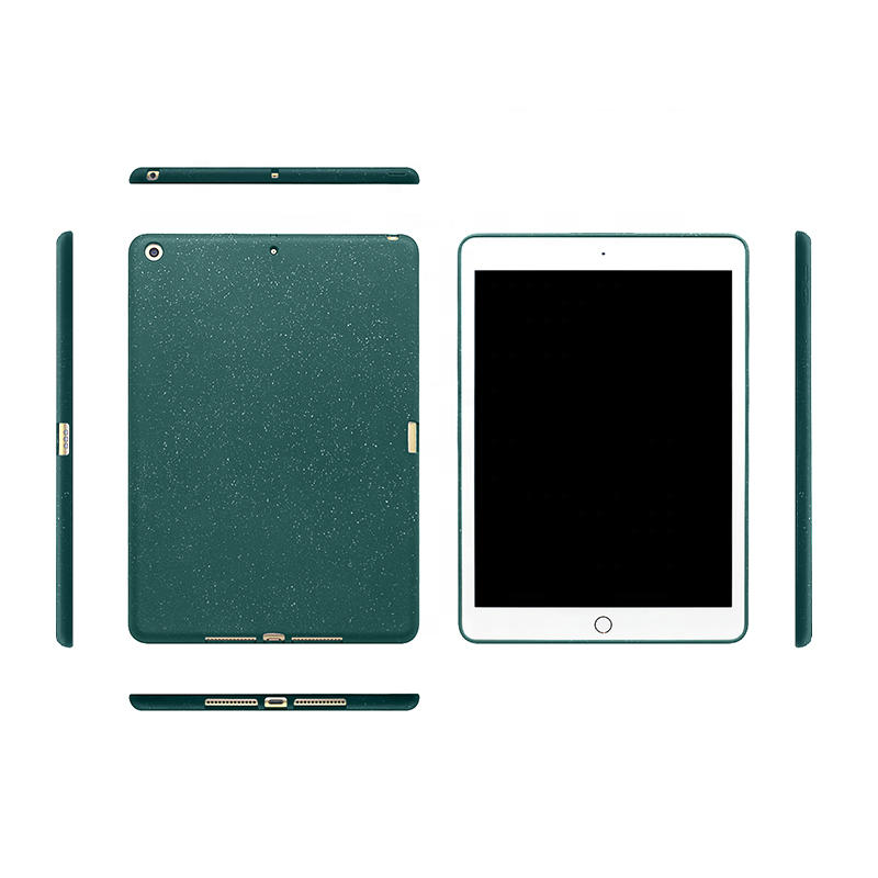 TENCHEN eco friendly zero waste bamboo fiber case for iPad