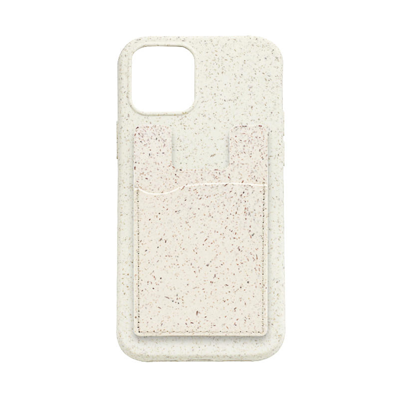 TENCHEN Eco friendly biodegradable mobile phone card holder