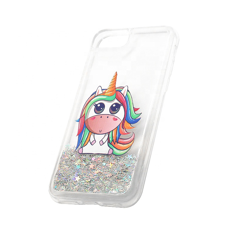 product-Liquid quicksand glitter bling tpu pc phone case-TenChen Tech-img