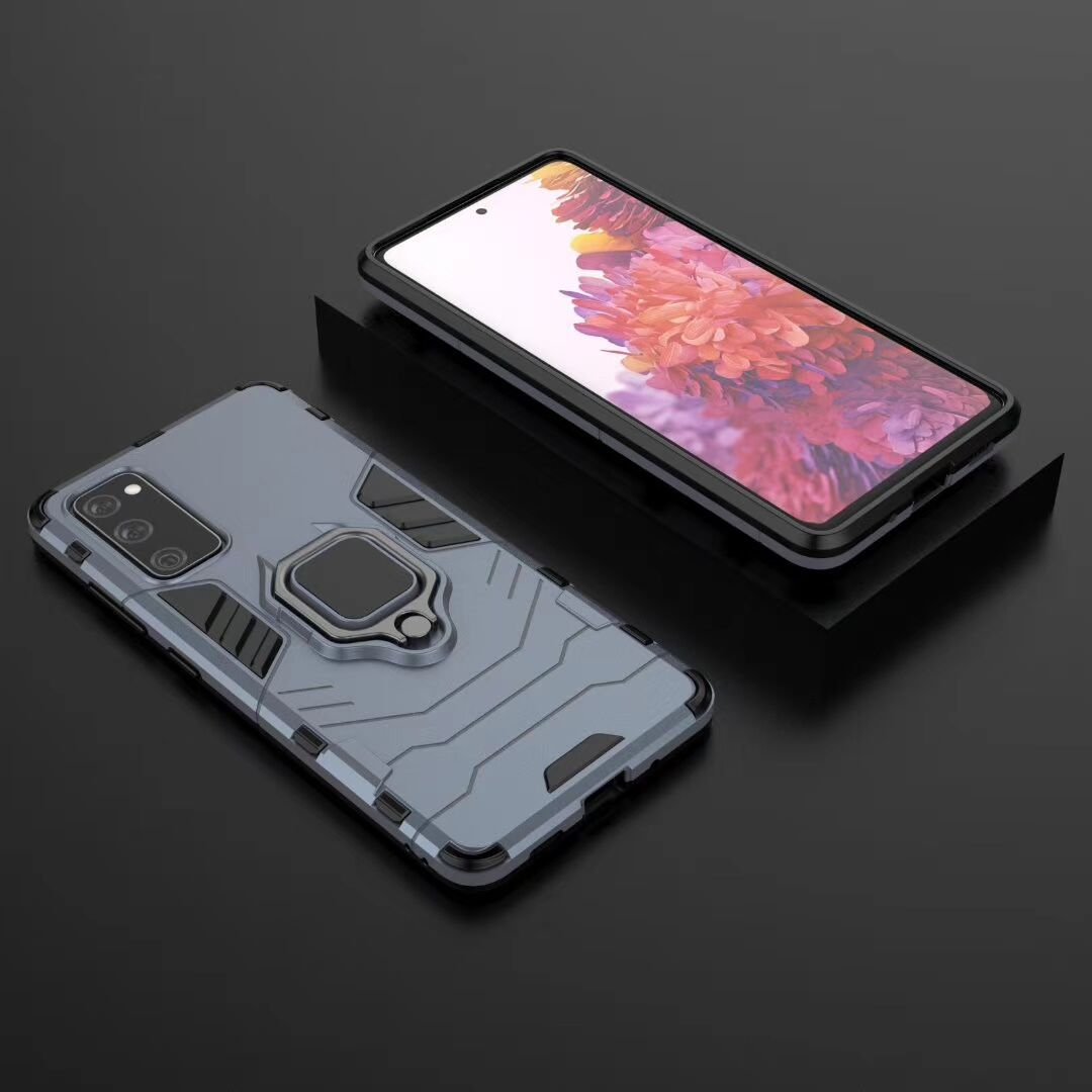 product-TENCHEN PC TPU armor shockproof phone case with finger ring stander-TenChen Tech-img