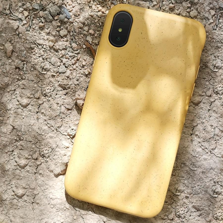 TENCHEN 100% biodegradable compostable eco-friendly iphone case