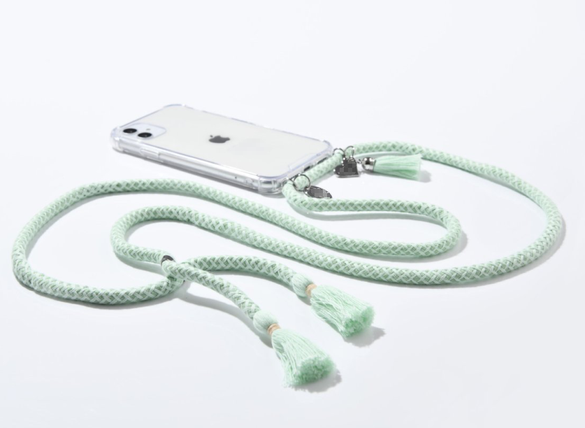 hot selling popular cotton rope phone case
