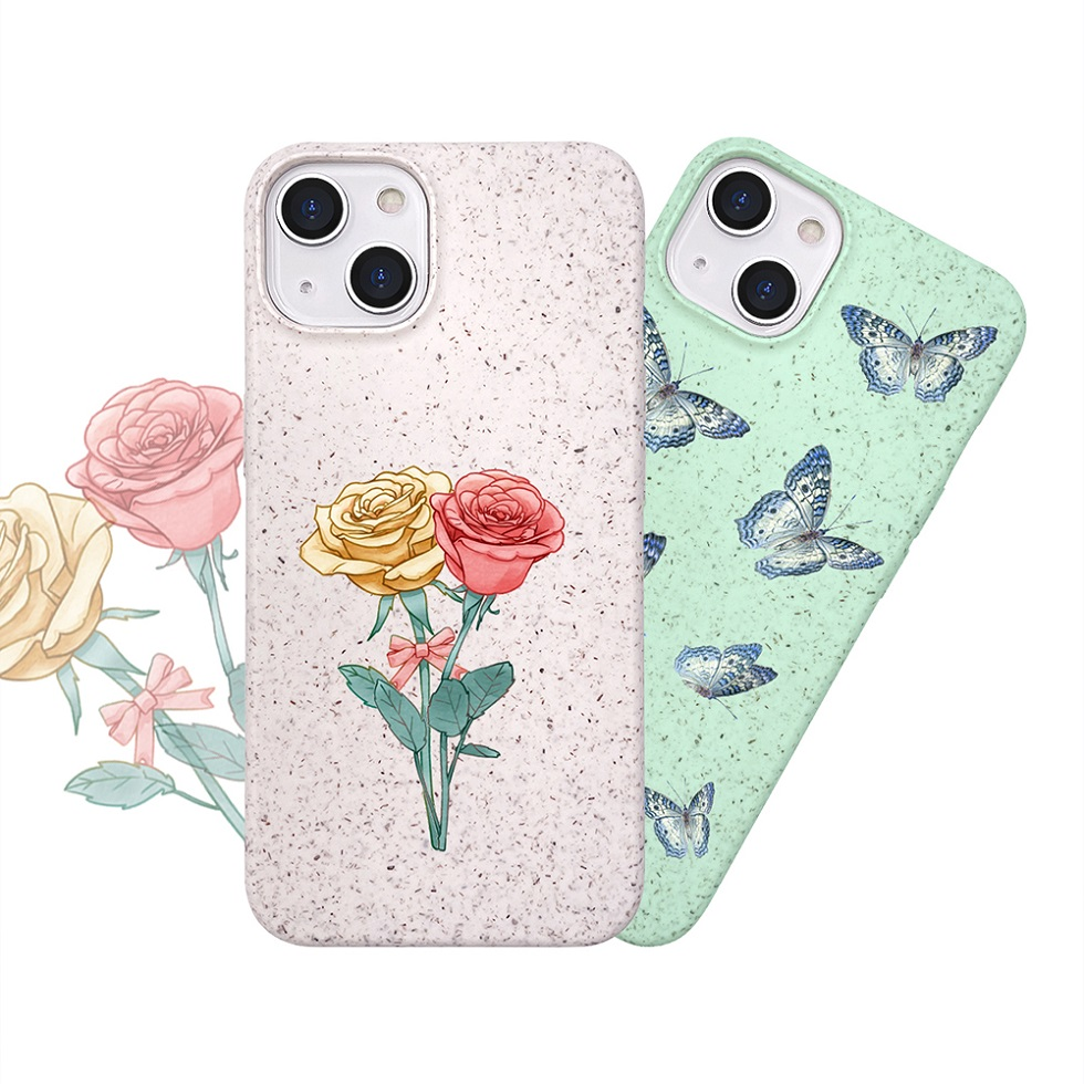 product-TenChen Tech-iPhone 13 Biodegradable Phone Case-img-1
