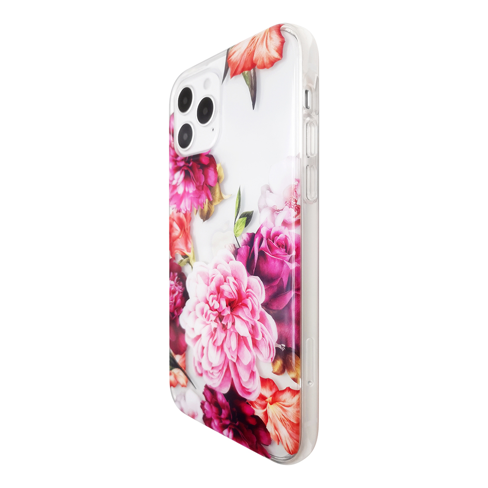 video-Pattern Clear Designed for iPhone 12 Case,Clear Case with Design,TPU Bumper with Protective Ha-2