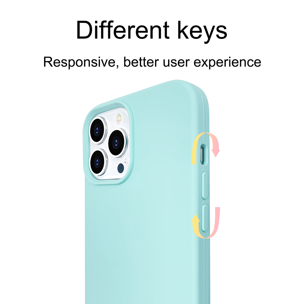 video-new arrival original soft touch iPhone 13 phone case silicone-TenChen Tech-img-2