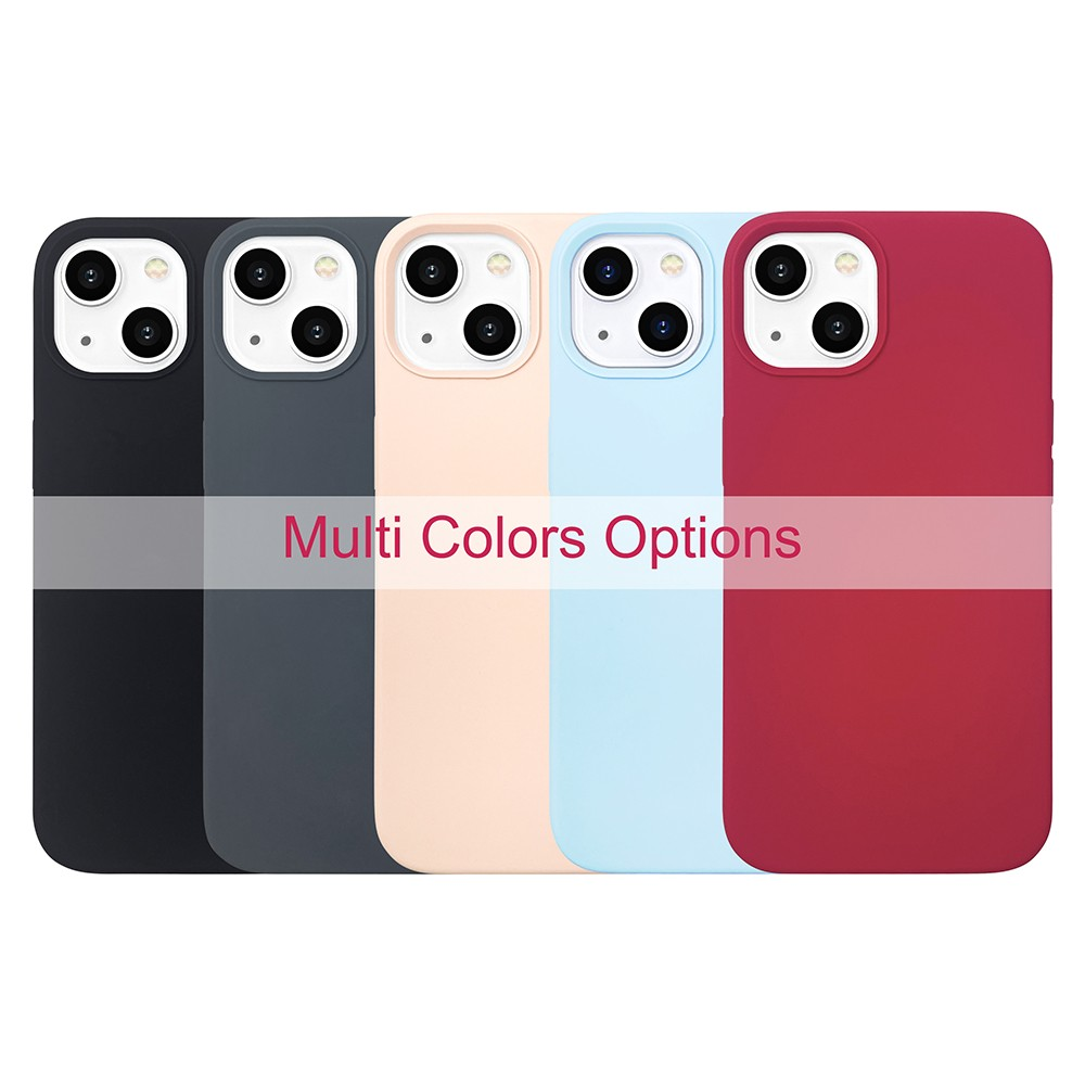 video-new arrival original soft touch iPhone 13 phone case silicone-TenChen Tech-img-8