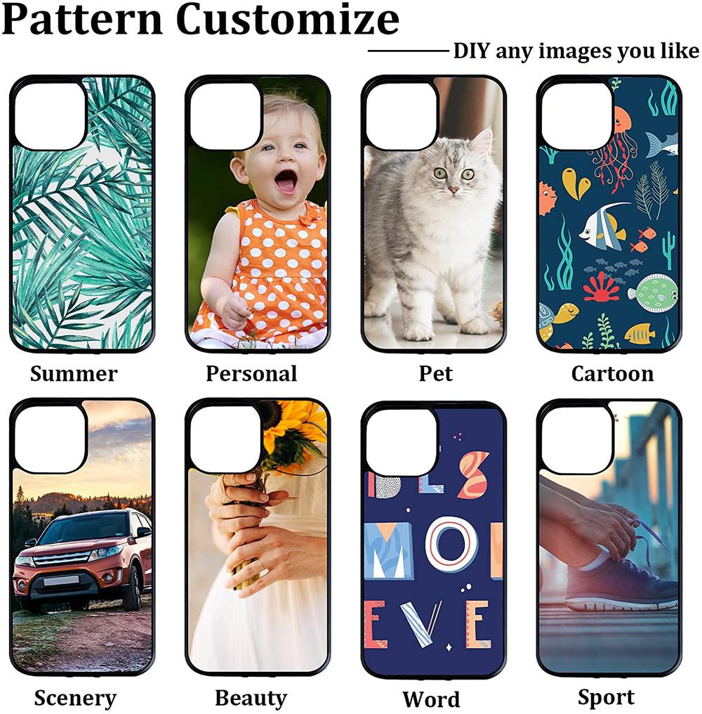 Oem blank 3D sublination phone cases bulk Factory Price -Tenchen Tech