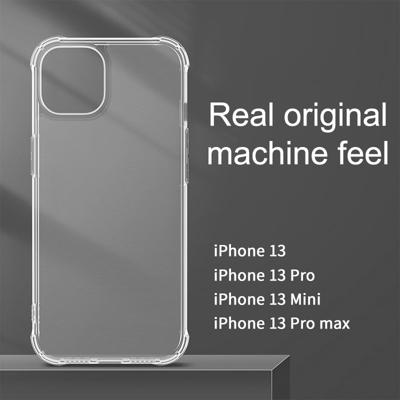product-TenChen Tech-Best Quality Crystal Clear Designed for iPhone 13 Case Military Grade Drop Prot