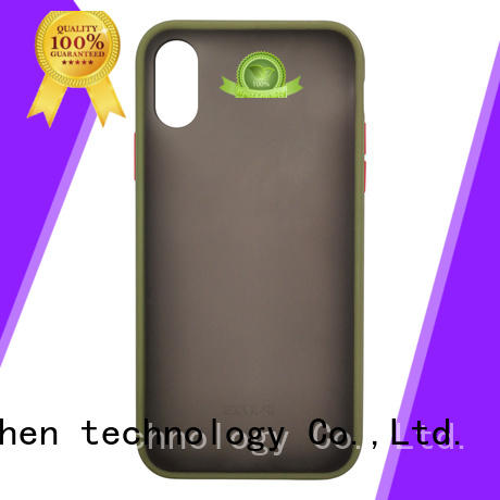 semitransparent iphone case companies directly sale for home