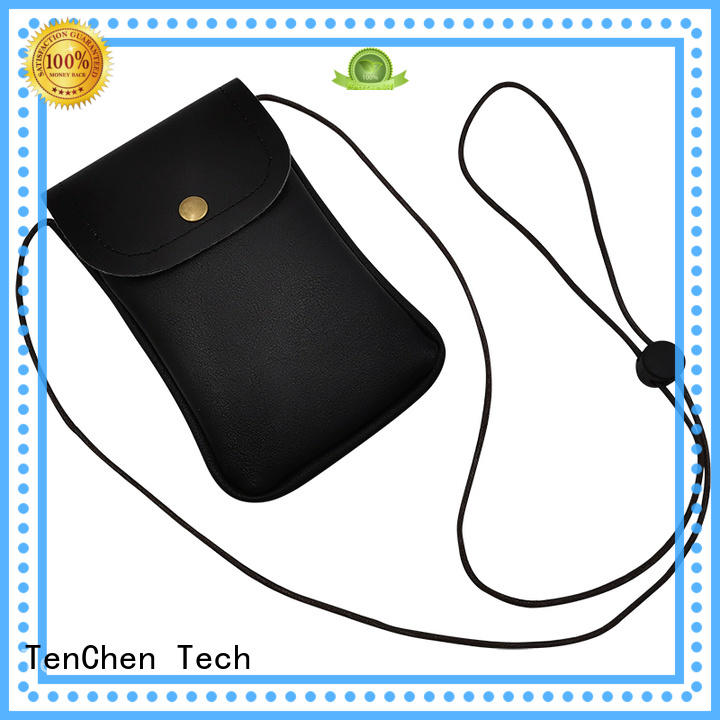 TenChen Tech biodegradable tpu rubber phone case for retail