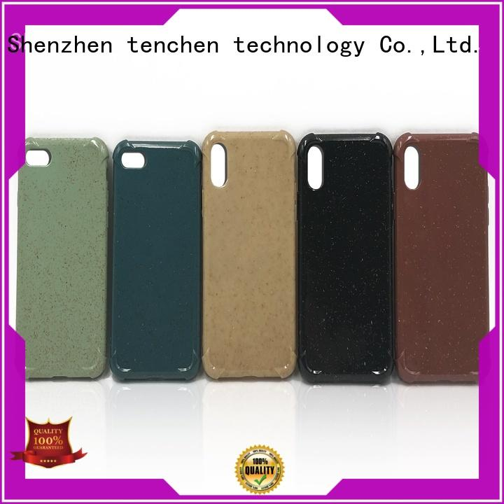 case coloured TenChen Tech Brand mobile phones covers and cases