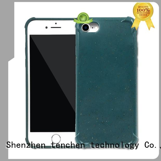 TenChen Tech leather phone case directly sale for store