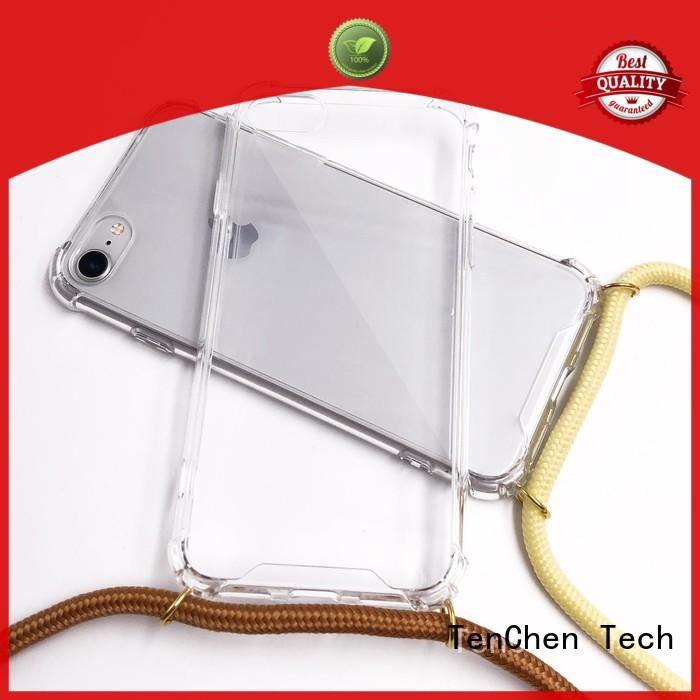 TenChen Tech shockproof personalised phone case directly sale for store