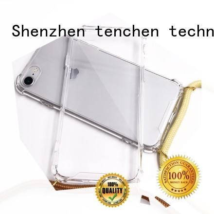 fiber clear soft protective TenChen Tech Brand case iphone 6s supplier