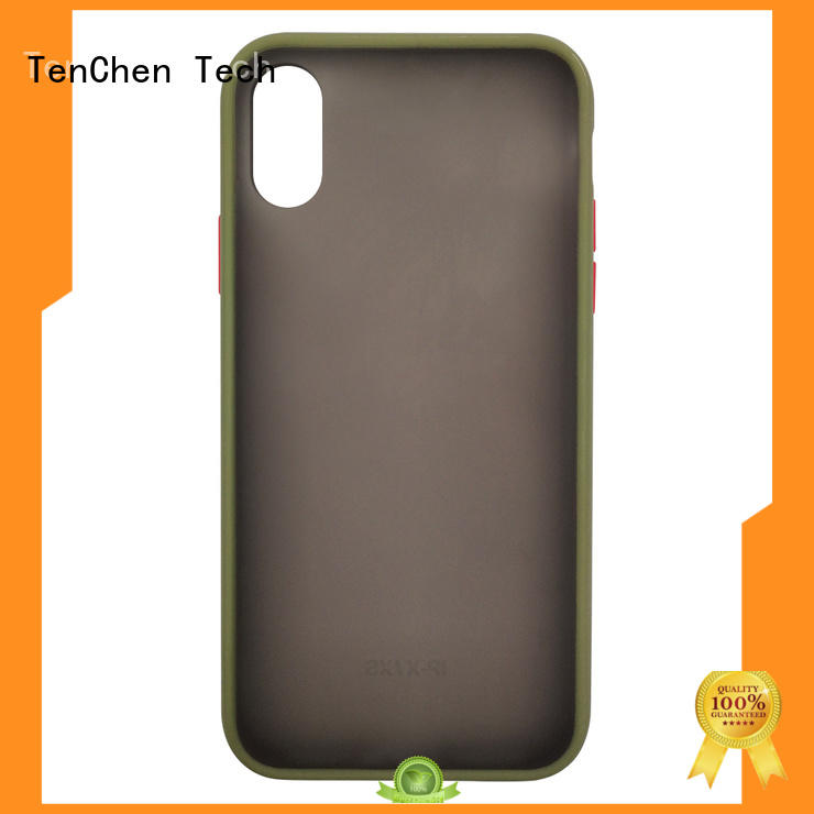TenChen Tech phone case manufacturer china customized for shop