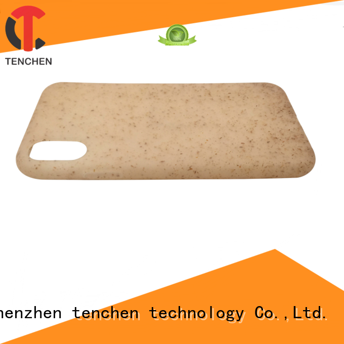 TenChen Tech carbon fiber phone case from China for home