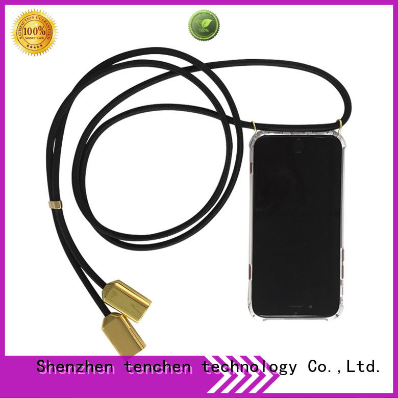 TenChen Tech rubber wholesale ipad case for retail