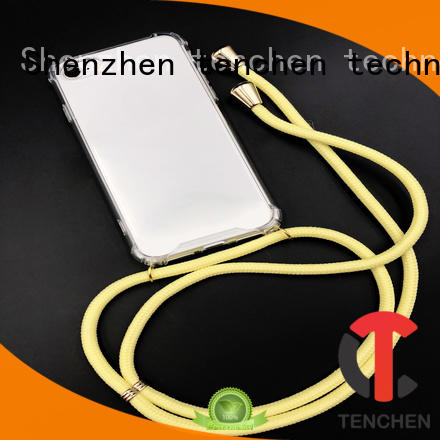 cover iphone soft iPhone Case with Strap/Lanyard TenChen Tech Brand