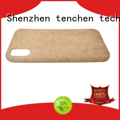 TenChen Tech semitransparent custom made phone case series for store