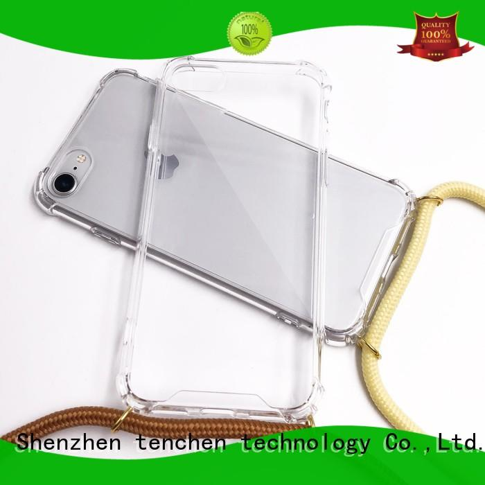 mobile phones covers and cases real colour bumper TenChen Tech Brand company