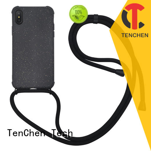 TenChen Tech colored silicon iphone case manufacturer for commercial
