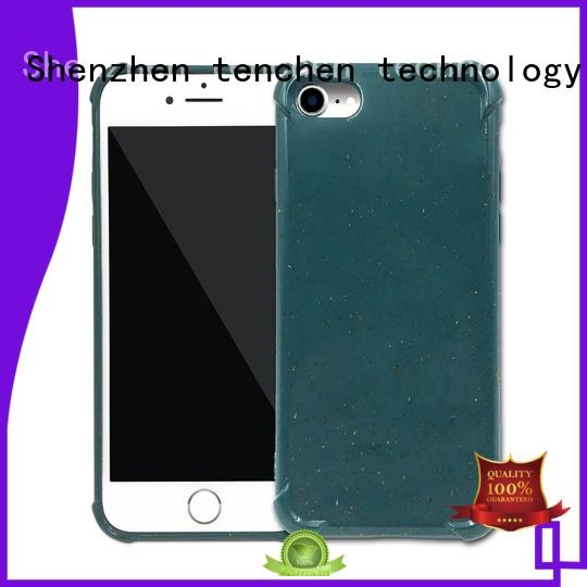 back protective transparent OEM case iphone 6s TenChen Tech