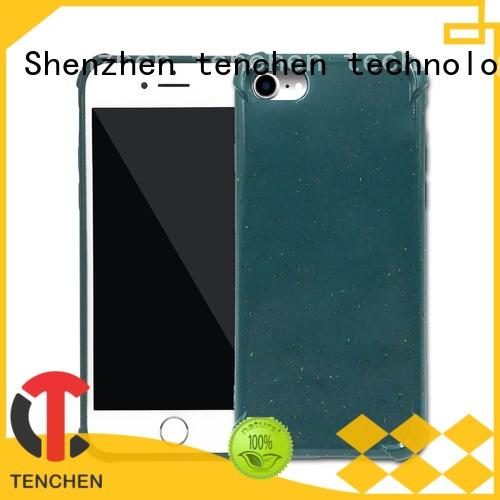TenChen Tech silicone silicon iphone case series for business