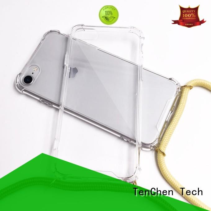 TenChen Tech rubber personalised mobile phone covers blank for shop