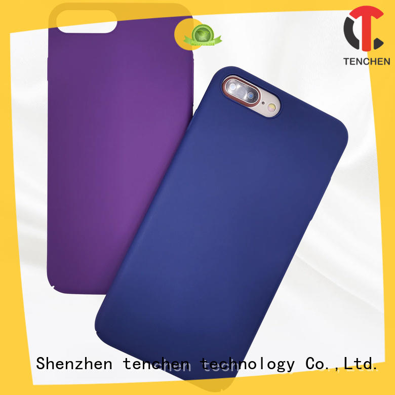 TenChen Tech iphone leather case series for commercial