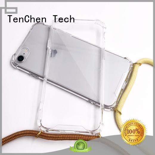 soft shock resistant iphone 6 case manufacturer for retail TenChen Tech