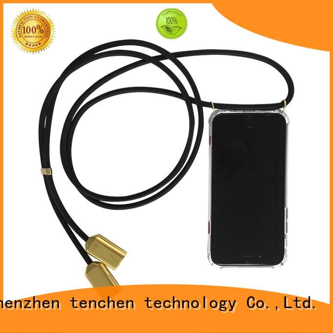 pla mobile phone cases wholesale coated for shop TenChen Tech