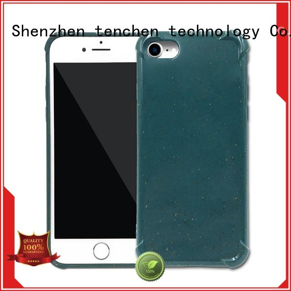 PLA  Eco-Friendly soft Phone Case For Iphone X Pla0002